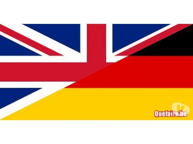 Photos Vivastreet Cours particuliers en anglais etou allemand