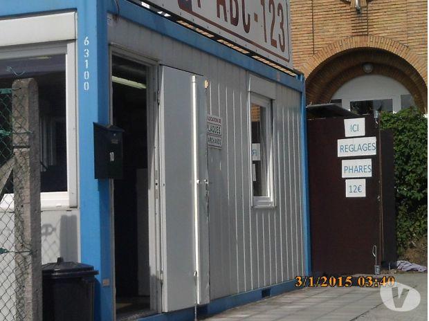 Photos Vivastreet PASSAGE CONTROLE TECHNIQUE AVEC PLAQUE GARAGE