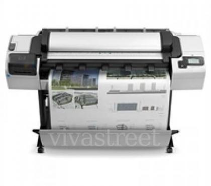 Fotos para Assistência Técnica em Plotter HP Designjet T520,