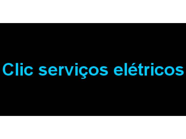 Fotos para instalações CLIC SERVÇOS ELÉTRICOS