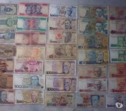 Fotos para Dinheiro Antigo Coleção