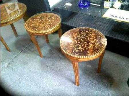Table Marocaine Occasion Table Ronde Marocain pe