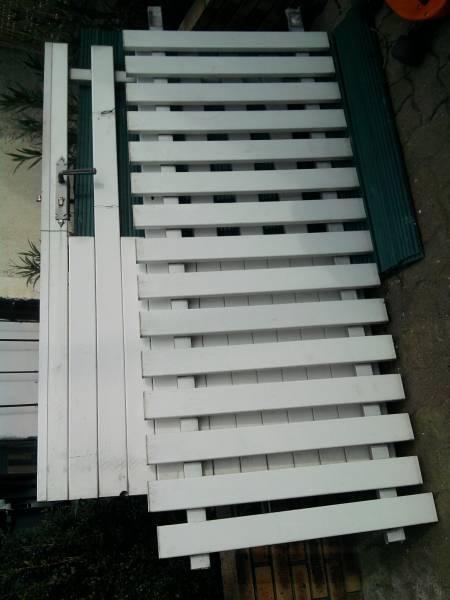 Vente achat mat riel bricolage outillage jardinage les for Portillon en pvc pas cher