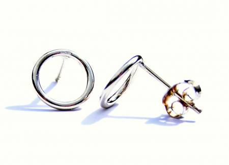 jewellery for sale Dorset Dorchester - Photos for Handmade Silver Earrings - Silver Stud Earrings