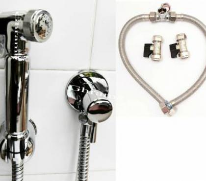Photos for Bidet Showers Chrome Italia Deluxe Plus Warm Water Control