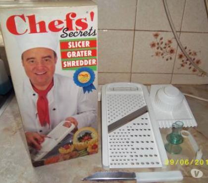 Photos for Chefs Slicer,Grater,Shredder