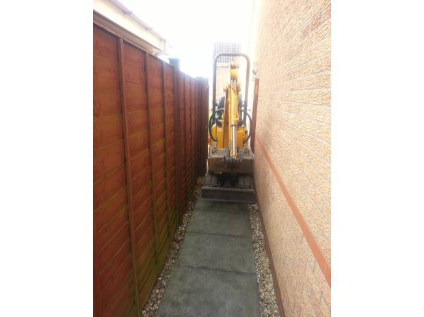 Photos for ST NEOTS MINI DIGGER &DRIVER HIRE ST NEOTS DIGGER HIRE