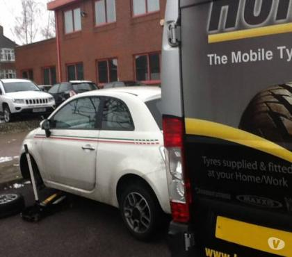 Photos for FIAT tyres with free mobile fitting