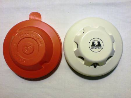 Office Furniture & Pro equipment South Yorkshire Sheffield - Photos for Menvier MAP720S Addressable Optical Smoke Detector DF4000