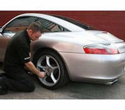 Photos for Porsche Tyres, with Free Mobile Fitting