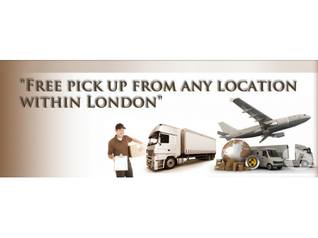 courier services North West London Dollis Hill - NW2 - Photos for Cargo to Nigeria from UK ( Freight Services)