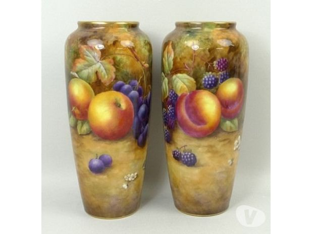 Photos for WANTED ROYAL WORCESTER FRUIT PAINTED PORCELAIN