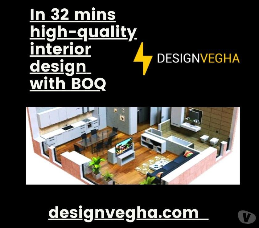 Renovation services Chennai - Photos for Design Vegha globally launches New High Speed Interior Desig