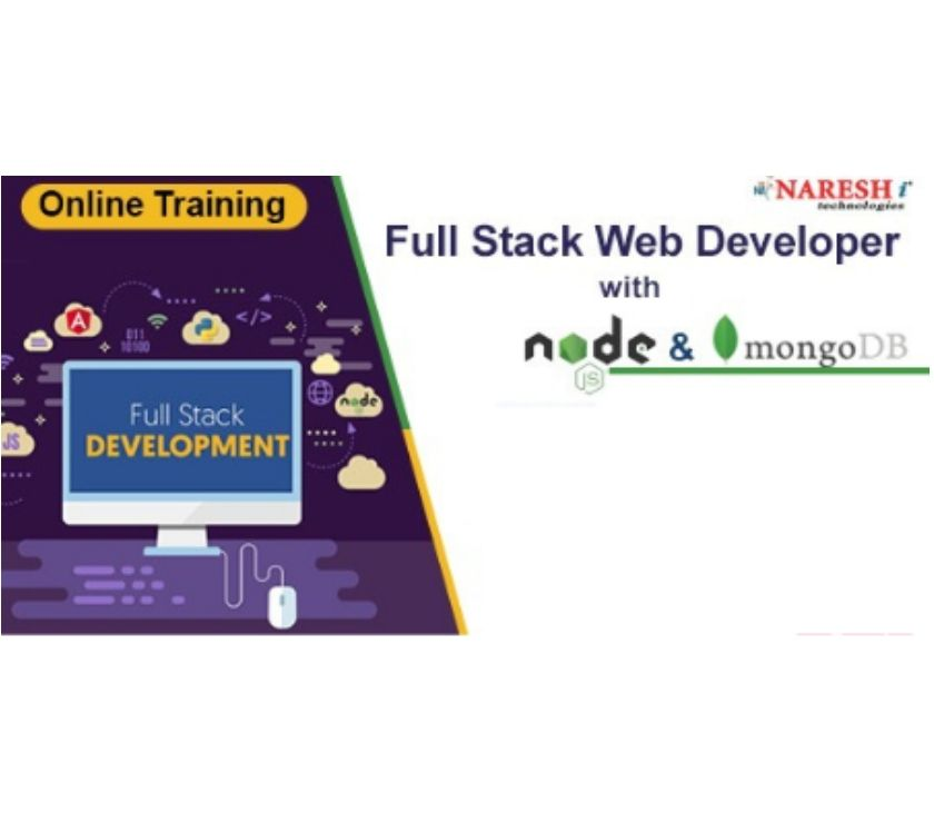 IT & Computer course Hyderabad - Photos for Full Stack web development online training - Naresh IT