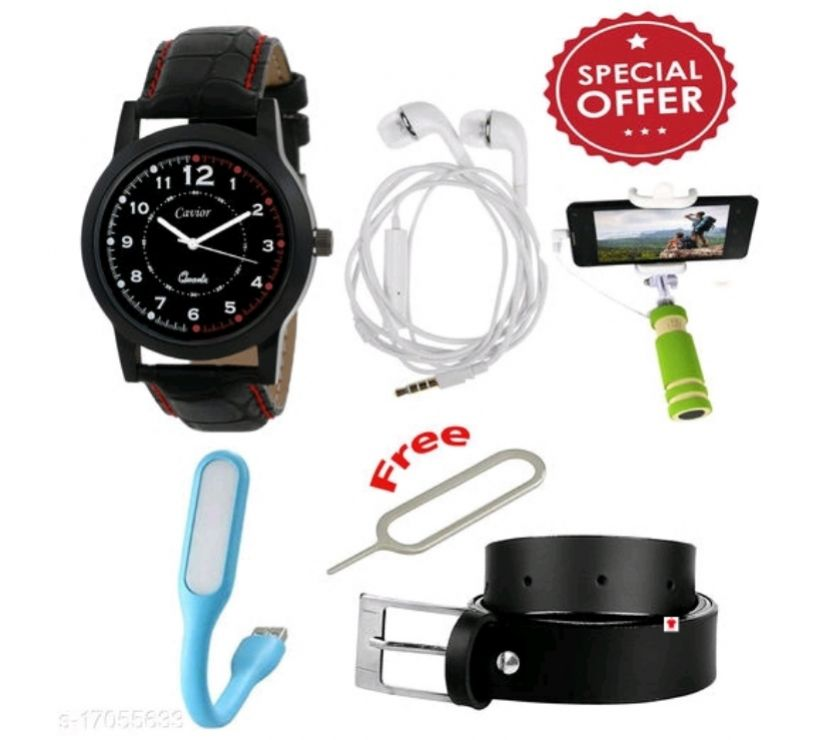 Buy & Sell Clothes New Delhi - Photos for Fancy Watch Combo Offer