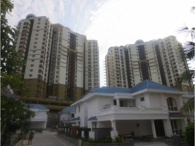 Photos for Ready to occupy three BHK flat sale in Kakkanad For 42 Lacs