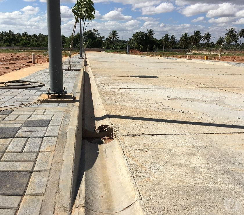 Land sale Bangalore - Photos for residential land approved plots for sale in chikkajala