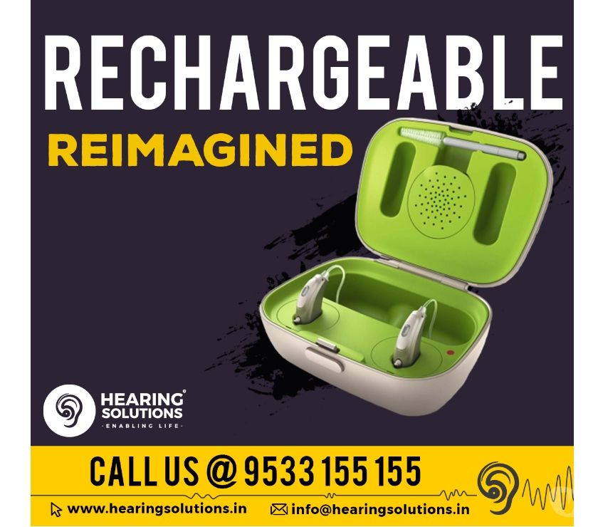 Well-being services Anantapur - Photos for Hearing Aid Batteries in Anantapur   Best Hearing Aids