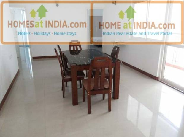 Photos for Fully furnished 4 bed skyline flat in Kochi for Montly rent