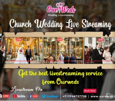 Photos for Wedding & Engagement Live Streaming Pondicherry
