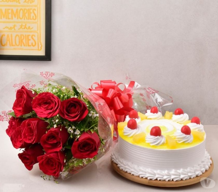 Buy & Sell Gift Chennai - Photos for Order Birthday Cake For Women from MyFlowerTree Now