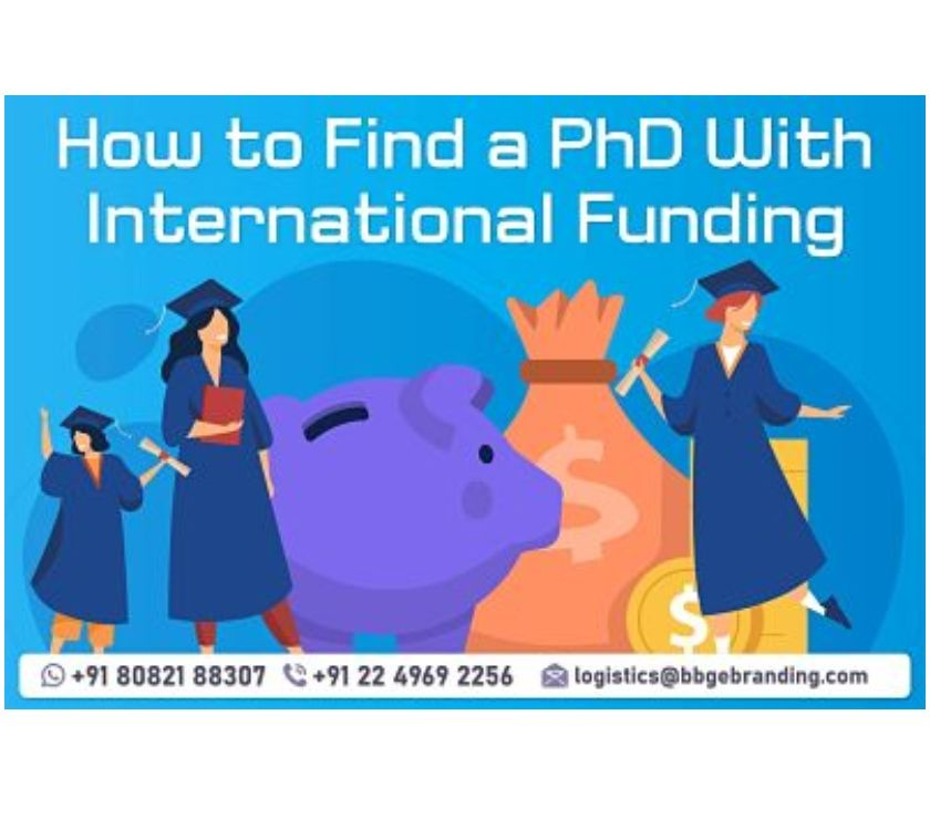 Web services Mumbai - Photos for How to Find a PhD with International Funding