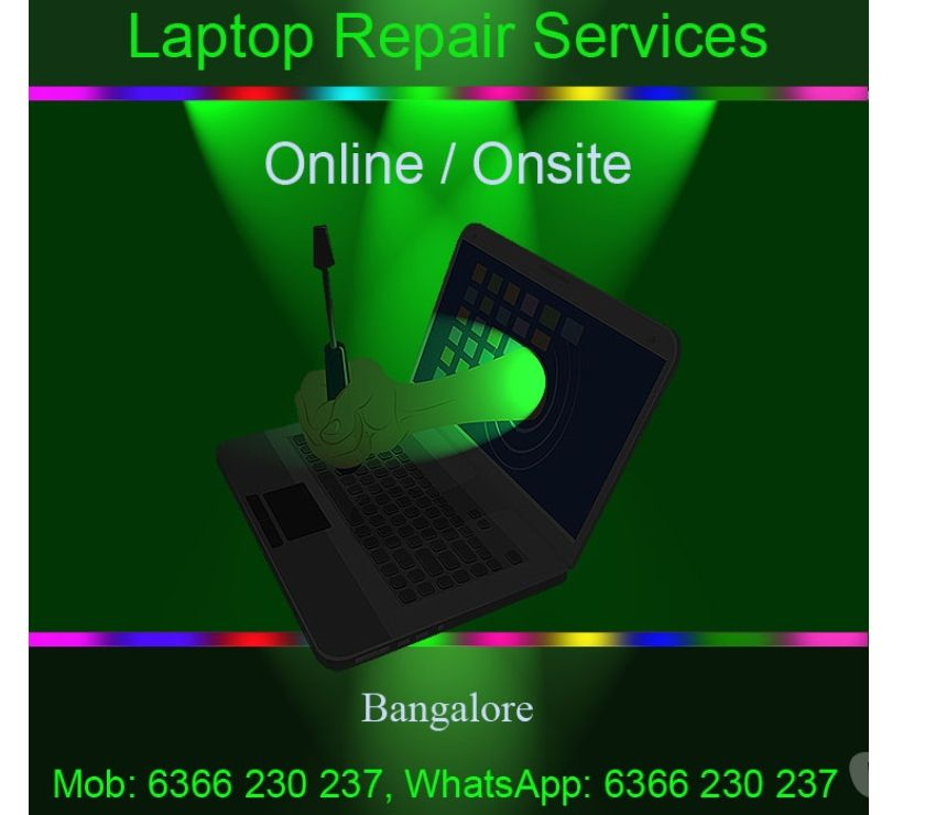 Web services Bangalore - Photos for Laptop Support and Repair Services