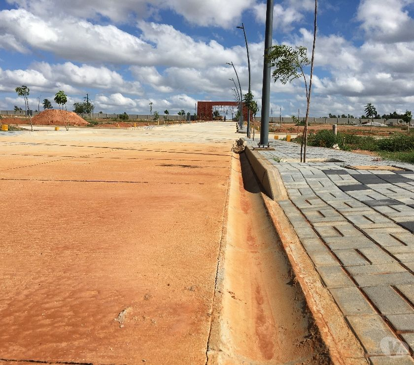 Land sale Bangalore - Photos for biaapa approved sites near devanahalli airport