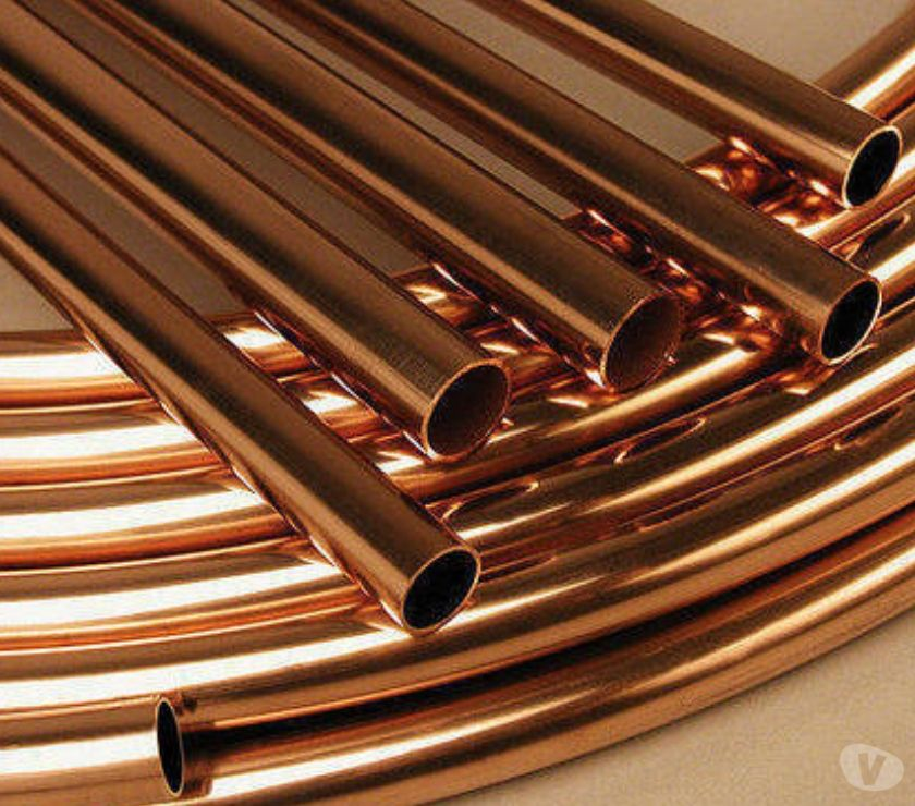 Other Services Mumbai - Photos for Buy High Quality Copper Tube in India