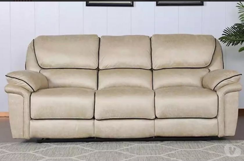 Used Furniture for Sale Bangalore - Photos for 3+2 recliner sofa set
