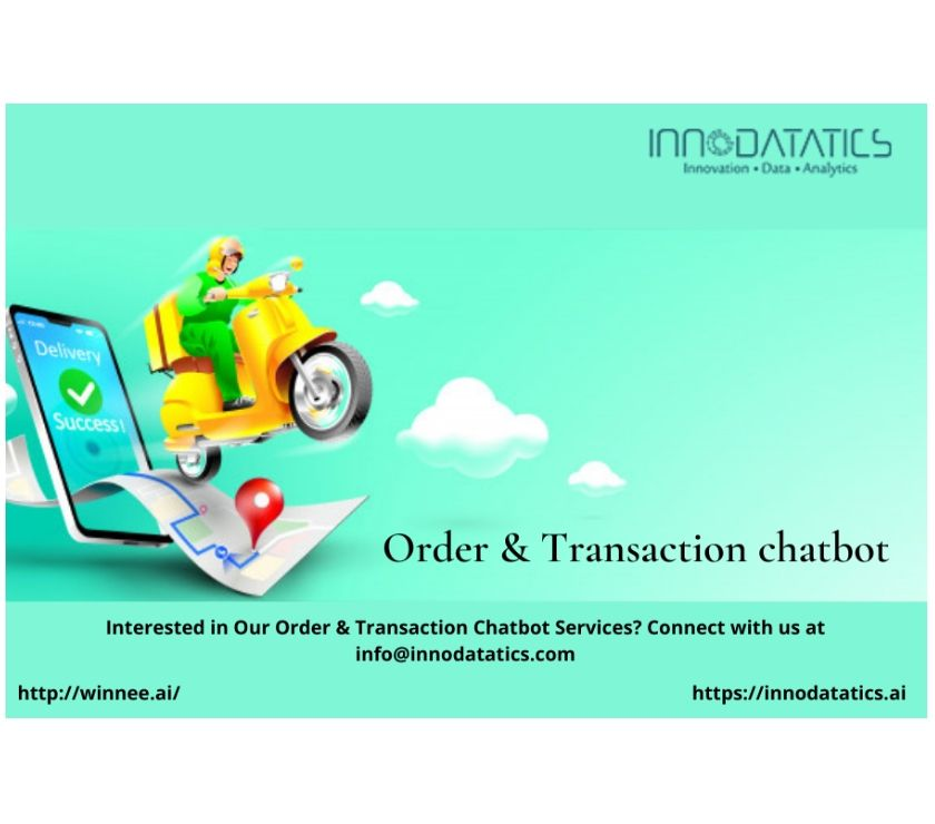 Other Services Hyderabad - Photos for Order & Transaction Food Chatbot Template – Winnee.ai