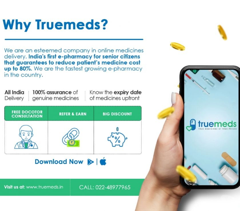 Beauty products Mumbai - Photos for TRUEMEDS: Buy medicine online with discount