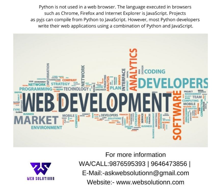Web services Chandigarh - Photos for Best Web desiging and development company in tricity.