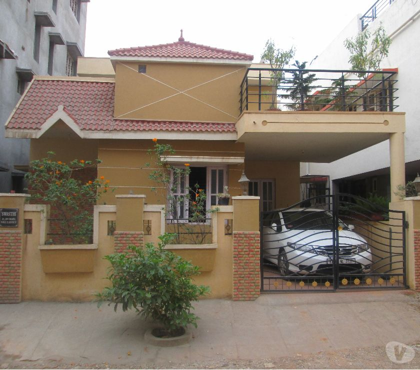 Houses & Flats for sale Bangalore - Photos for INDEPENDENT DUPLEX HOUSE EAST FACING FOR SALE