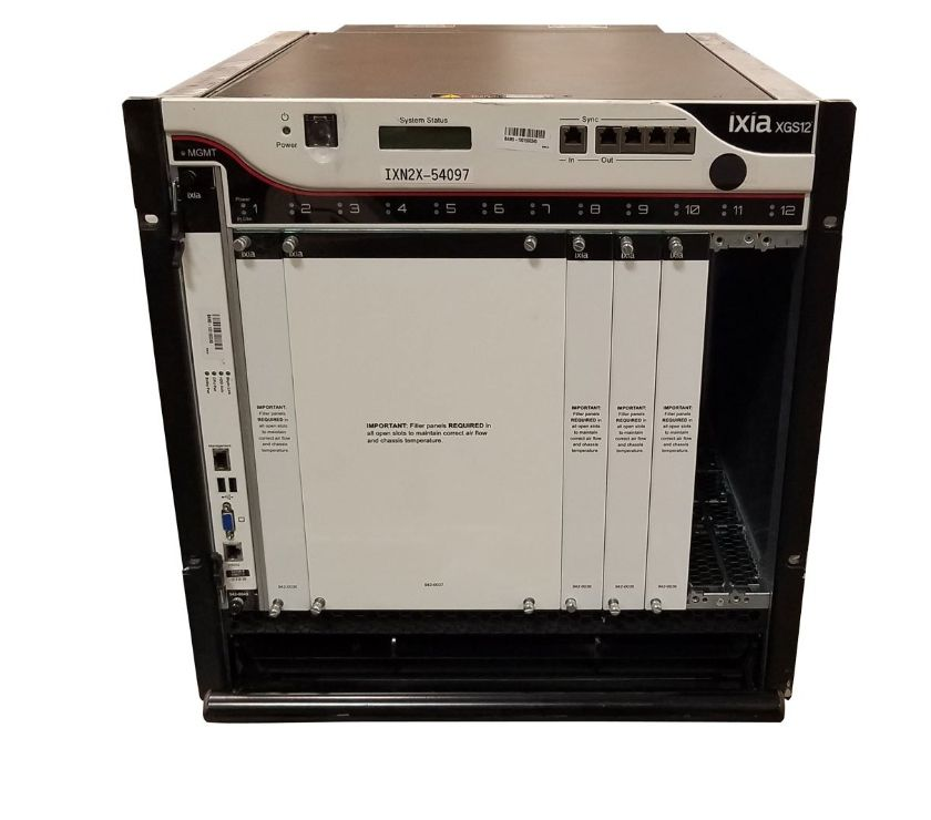 Other Services Pune - Photos for Ixia XGS12 12-Slot 11RU Rackmount Chassis Platform