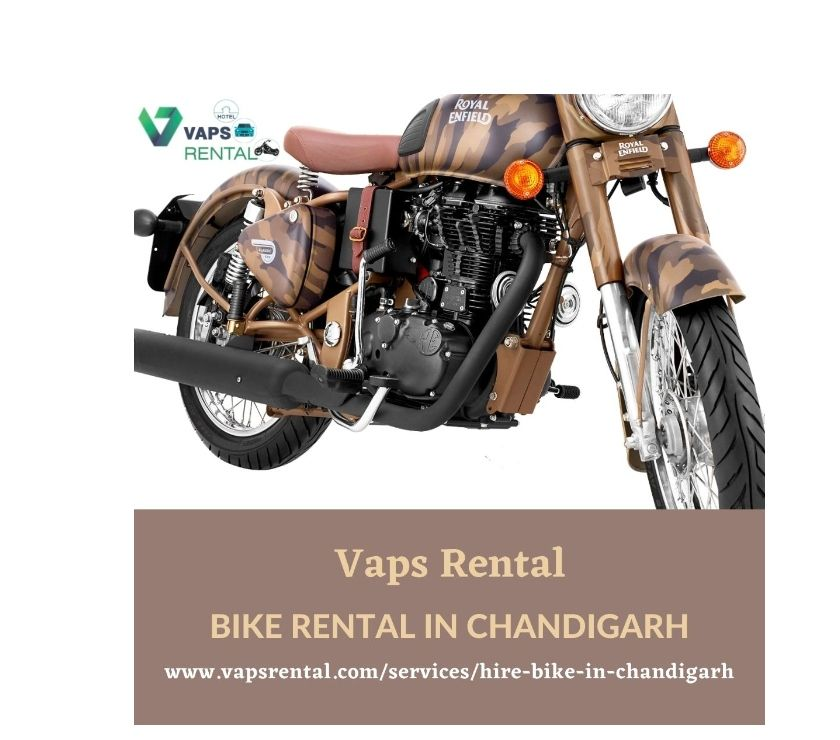 Other Services Chandigarh - Photos for The Best Way To BIKE ON RENT IN CHANDIGARH