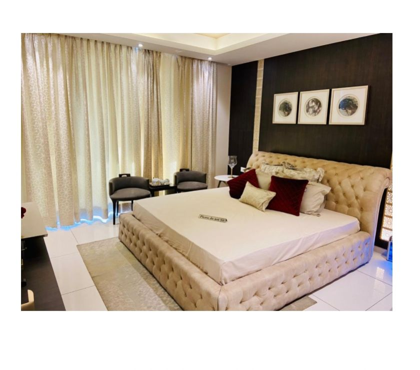 Houses & Flats for sale Patiala - Photos for 5BHK PENTHOUSE WITH POOL ,GARDEN ,TERRACE ON NH64 ,ZIRAKPUR