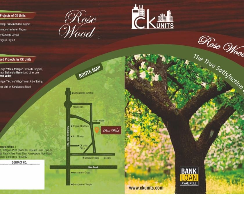 Land sale Bangalore - Photos for Converted Premium Residential Plots with tons of AMENITIES,