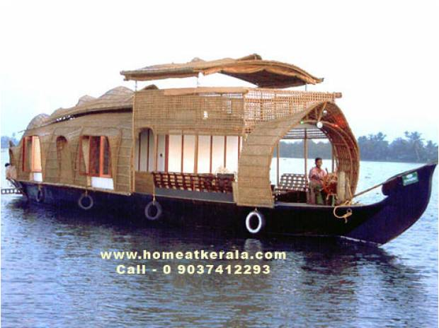 Travel - Tickets Alappuzha - Photos for Alleppey Backwater Package (2 Days/ 1 Night) starting 7500