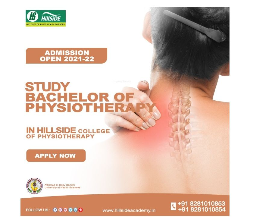 Open University Bangalore - Photos for Admissions Open Bachelor of Physiotherapy (BPT)