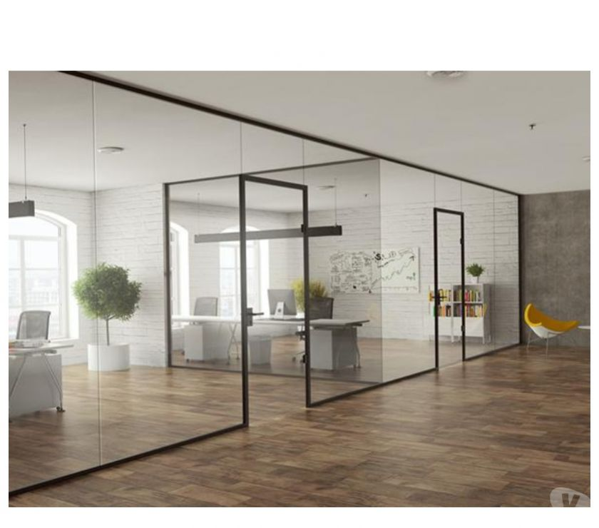 Renovation services Faridabad - Photos for Glass Walls & Partition Solutions by Taruna Glass