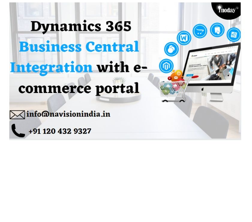 Web services Noida - Photos for Extend Company's Capability with Business Central Integra