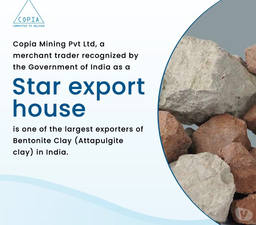 Other Services Hyderabad - Photos for Top Bentonite Manufacturers, Exporters and Suppliers