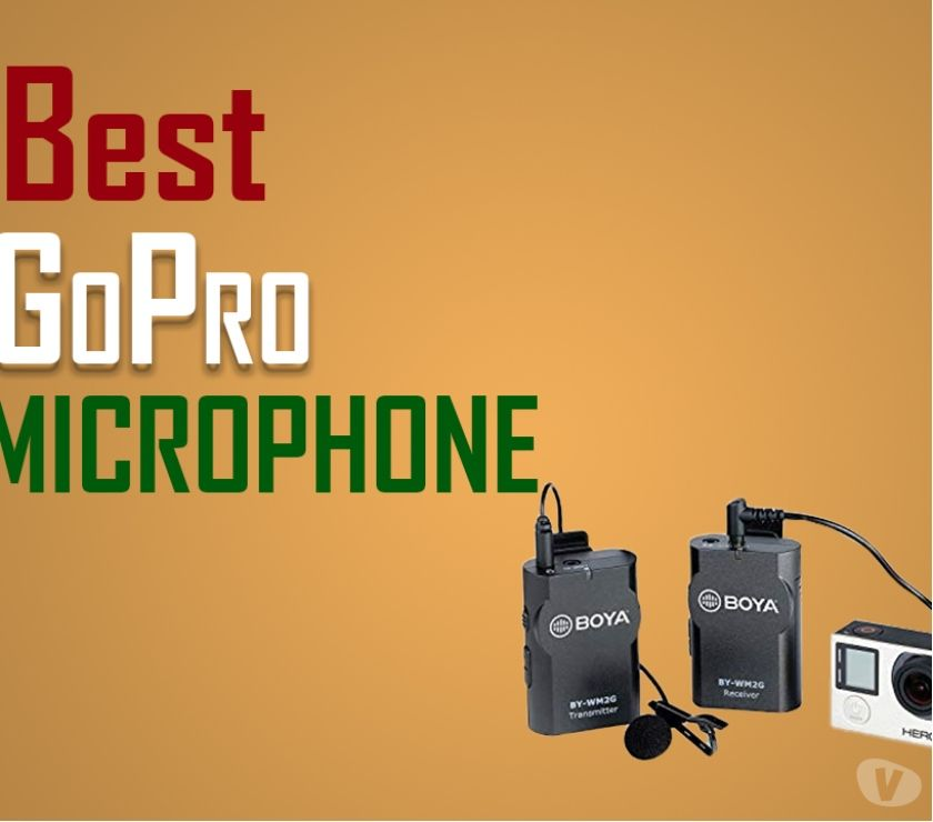 Computers - Laptops Mumbai - Photos for 10 Best GoPro Microphone In 2021 - Expert Review!