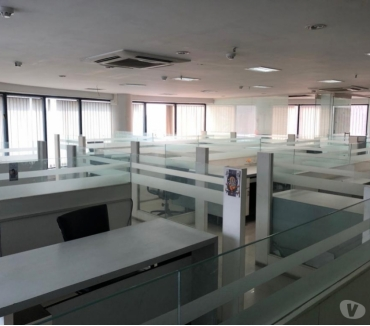 Photos for Furnishd Commercial Office for Rent at AJC Bose Road