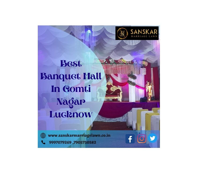 Wedding planners Lucknow - Photos for Best Banquet Hall In Gomti Nagar Lucknow