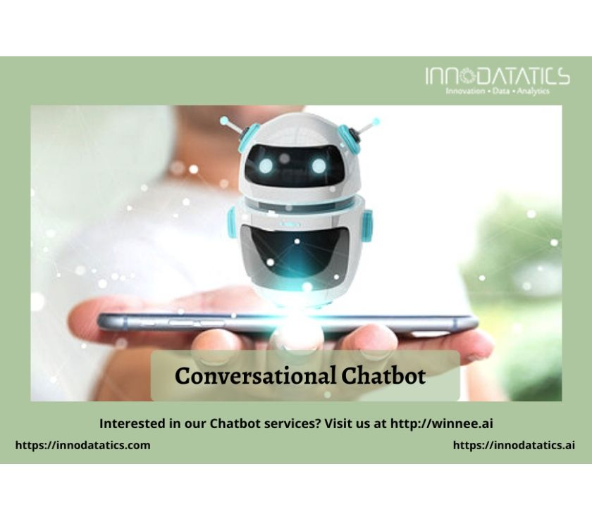 Other Services Hyderabad - Photos for Conversational Chatbots services – Winnee Chatbots