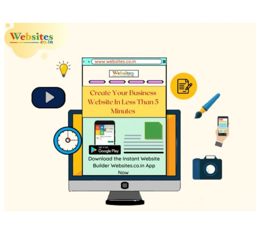 Web services Bangalore - Photos for Get Your Business Online Instantly- Instant Website Builder