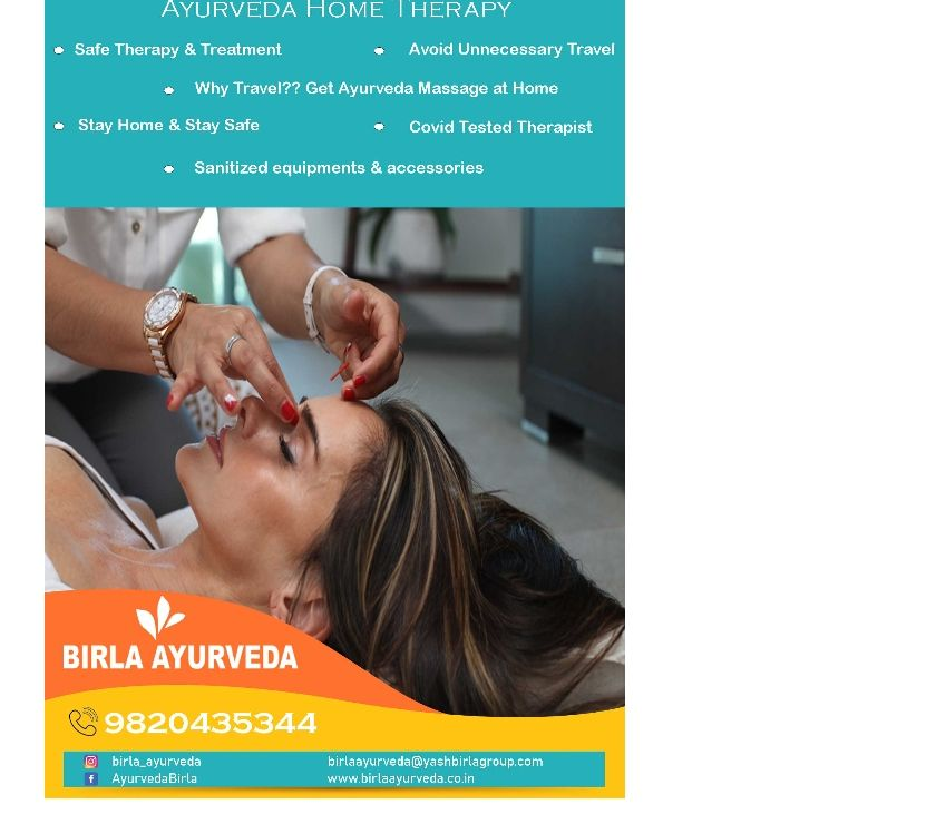 Well-being services Mumbai - Photos for Ayurveda Therapy at Home Service | Benefits of Home Therapy