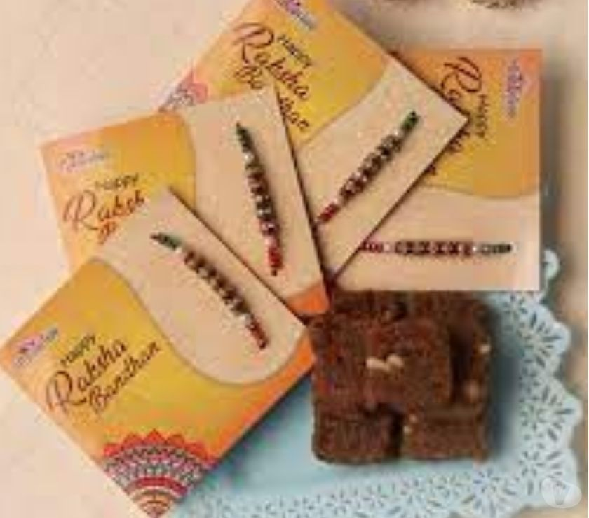 Other Services Delhi - Photos for Online Rakhi With Sweets Delivery From MyFlowerTree